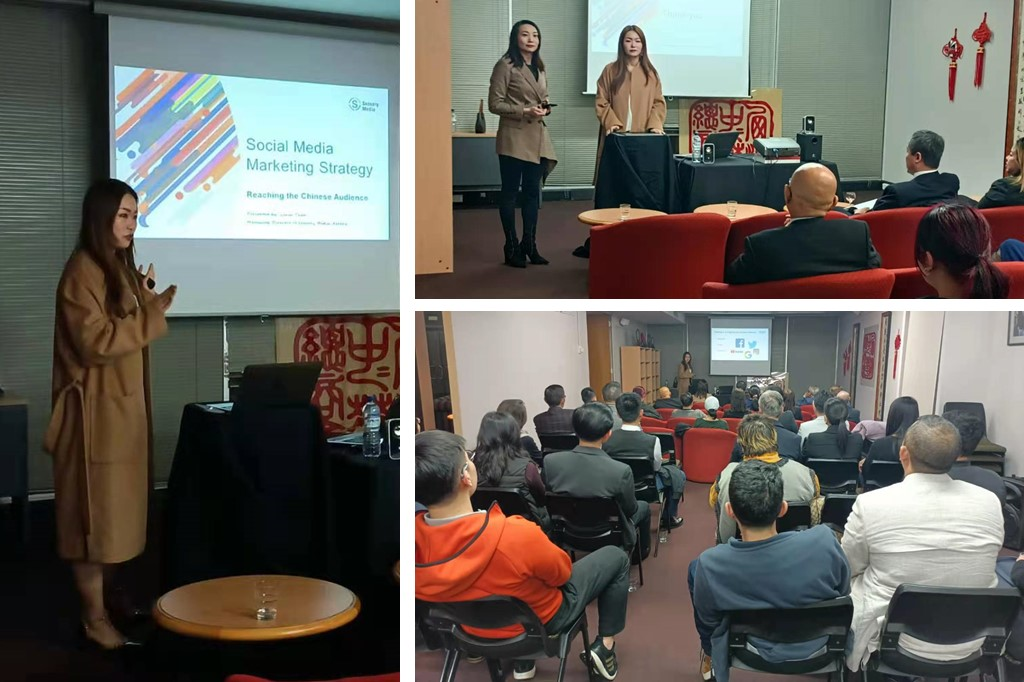 Successful Launch of Youth Networking Series
