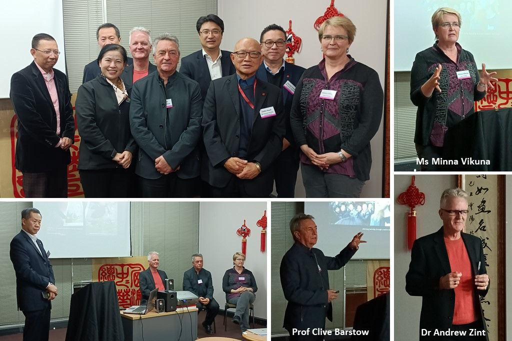 Joint Networking with Australia China Friendship Society Western Australia